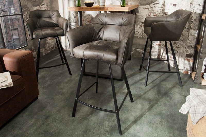 nábytok Reaction, nábytok na sedenie, barové stoličky