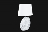 Stolová lampa SHINE-ALU WHITE SMALL