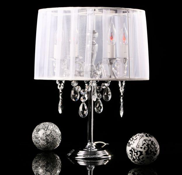 Luxusná dobová stolová lampa na stôl. Dizajnová lampa zo série Venezia.