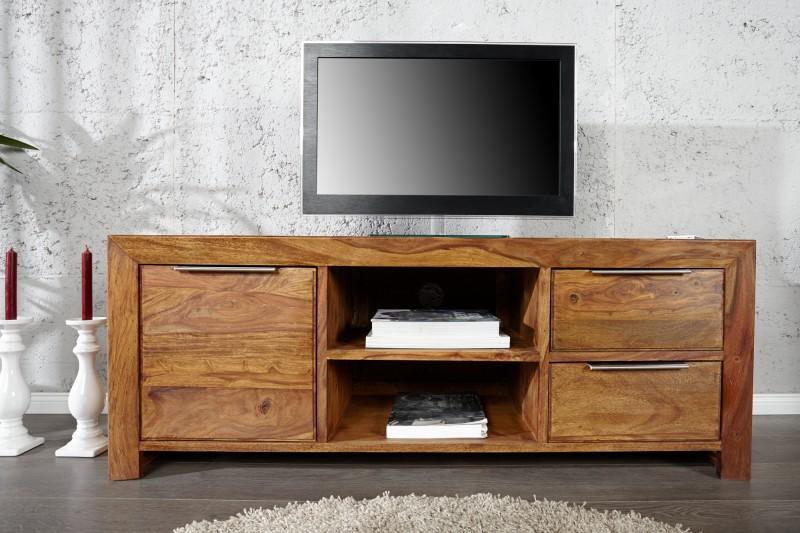 dbf4998b4 TV stolík pod televízor z masívu LAOSE TV.