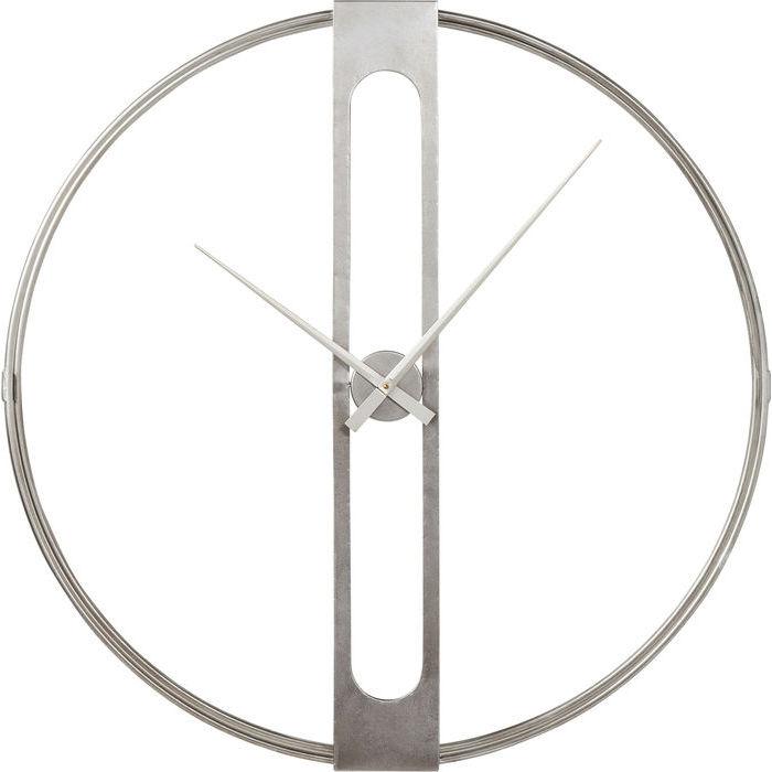 65c53c2c7810 Luxusné strieborné hodiny CLIP SILVER.
