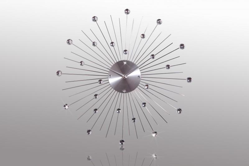 89418c90673a Luxusné nástenné hodiny KRISTALL. Nábytok a doplnky Reaction.