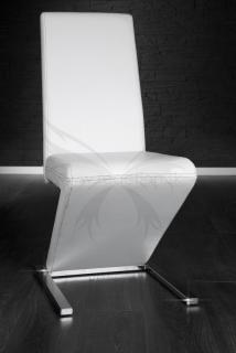 ELLIOT CHAIR WHITE