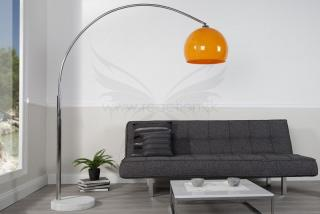 Lampa BIG BOW ORANGE