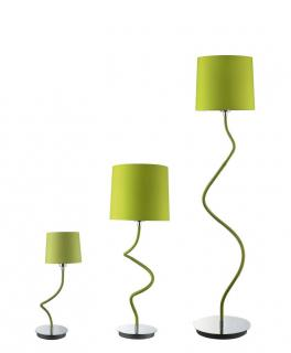 Lampa CRAZY GREEN