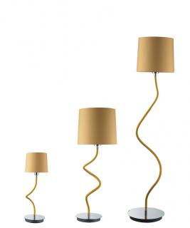 Lampa CRAZY YELLOW