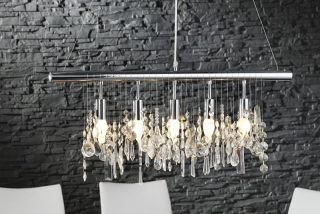 Lampa FLAMING DIAMONDS SMALL