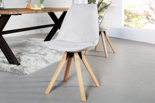 Stolička SCENER CHAIR GREY 2