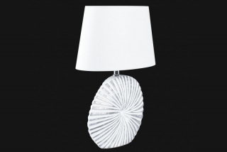 Stolová lampa SHINE-ALU WHITE BIG