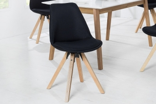 Stolička SCENER CHAIR BLACK II