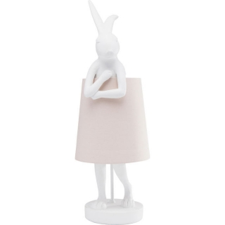 Stolová lampa RABBIT WHITE