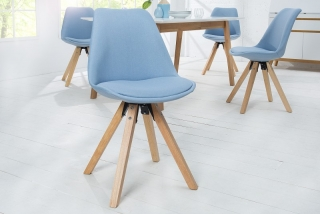 Stolička SCENER CHAIR BLUE