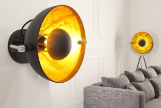 Lampa STUDIO WALL GOLD